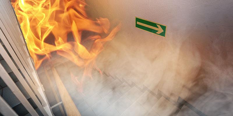 Brand- und Rauchschutzsysteme