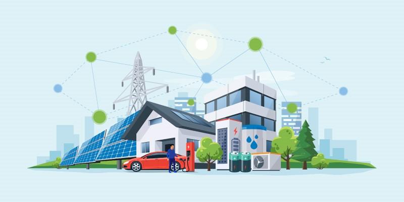 Energie- und Gebäudeversorgung